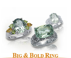 Big and Bold Rings