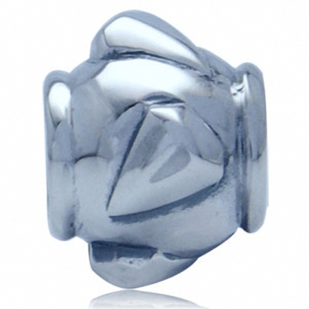 925 Sterling Silver European Charm Bead (Fits Pandora Chamilia)