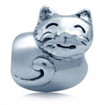 925 Sterling Silver CAT/PET Europe...