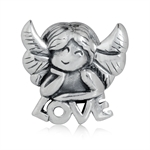 925 Sterling Silver FAIRY ANGEL & ...