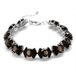 Natural Round Shape Smoky Quartz, ...