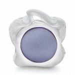 Purple Mother of Pearl 925 Sterlin...