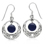 Dangle Created Lapis 925 Sterling ...
