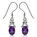 1.22ct. Natural African Amethyst 9...