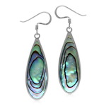 30x10 mm Abalone Paua Shell Inlay ...