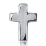 925 Sterling Silver Cross Slide Pendant