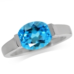 3.11ct. 10x8MM Genuine Oval Shape ...